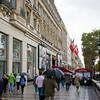 On Avenue de Champs-Élysées