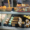 always, tasty bakeries around. In most places we photograph our way across the country, but in France we ate our way.