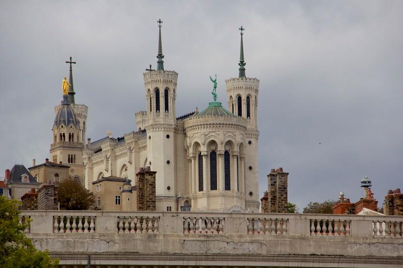 Basilica de Notre-Dame de Fourviere, Lyon