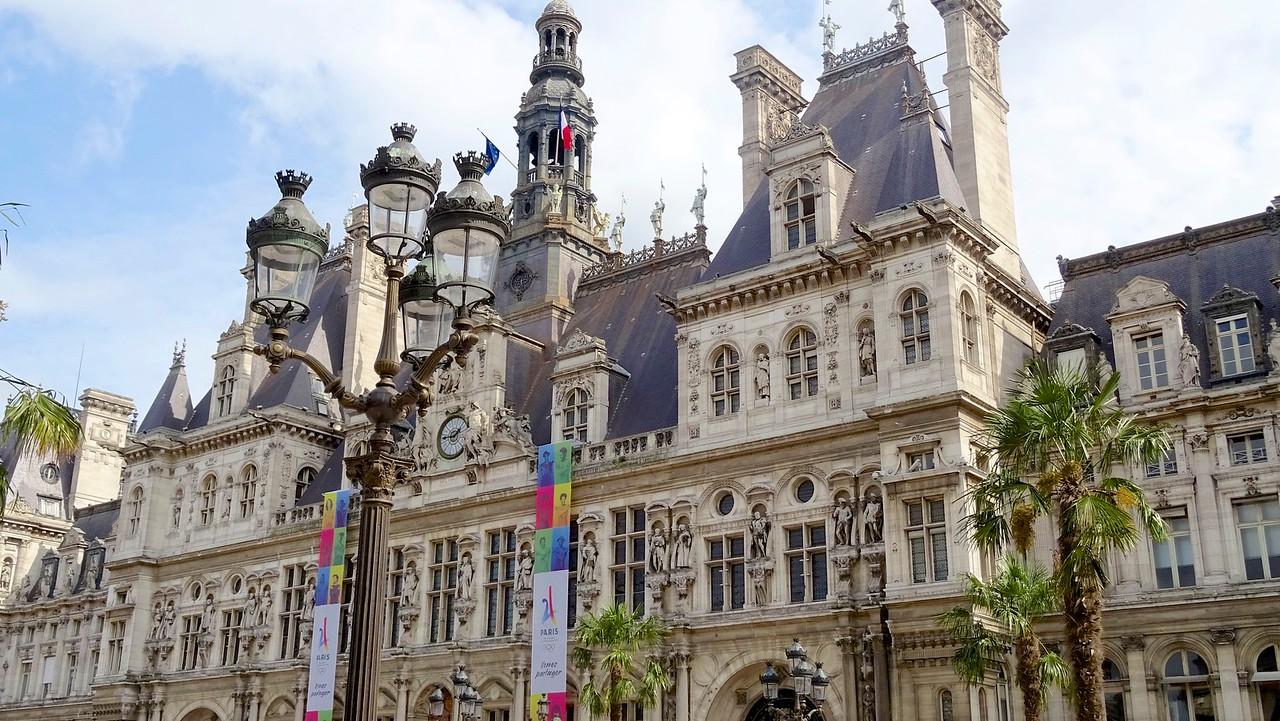 Hotel de Ville, Paris