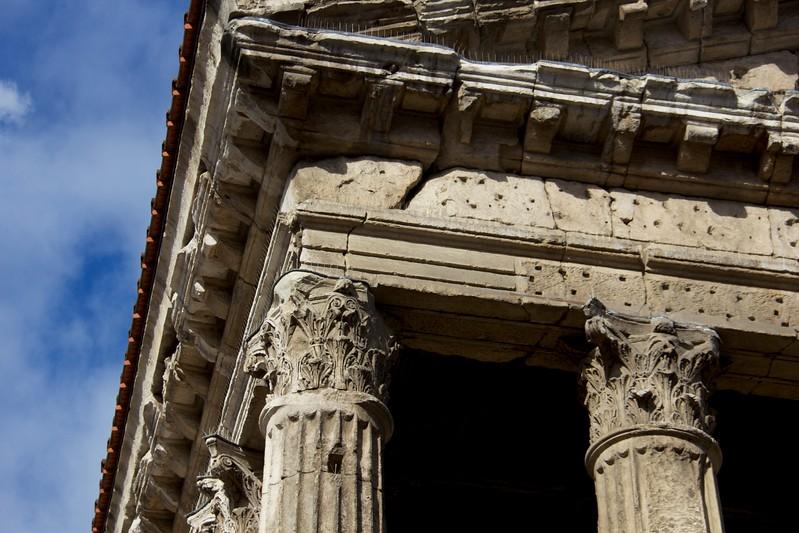 Roman Ruins, Vienne