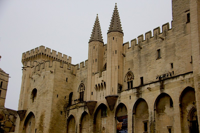 Popes Palace, Avignon