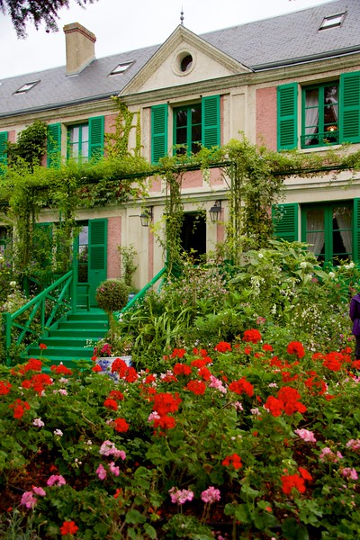 Monet Home, Giverny