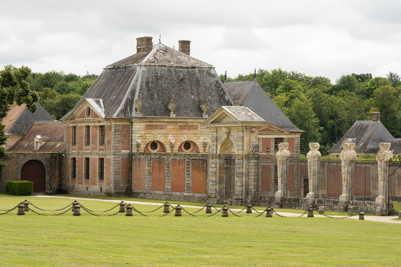 Chateau de VauxLeVicomte, Maincy