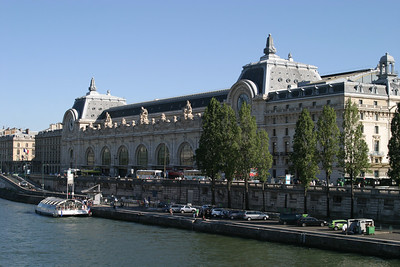 The Musée d'Orsay.