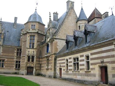 France - Chateaux tour