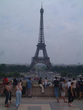 France & Germany (Paris, Verdun and Lake Contance) June 2005.