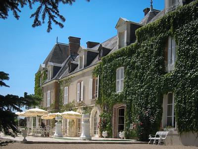 Hotel, Domaine des Hauts de Loire
