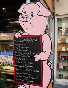 Deli, Rue Cler