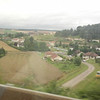 From the TGV train.