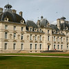Design was inspired by Luxembourg Palace in Paris.