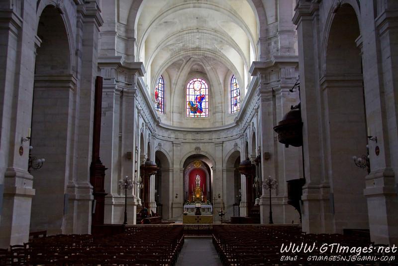 La Rochelle - Basilica.