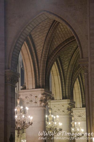 Paris - Notre Dame Cathedral.