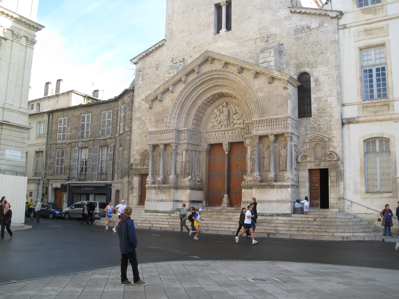 St. Trophime Church