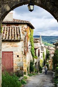 Streets of Puycelsi / Puycelsi tänavad