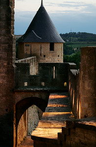Beautiful Carcassonne, Southern- France,  http://en.wikipedia.org/wiki/Carcassonne