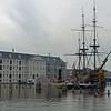 Amsterdam maritime museum.