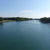 Rhône River at Avignon