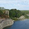 Gardon River from Pont du Gard
