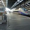 Gare de Lyon, Paris. I'm on my way to Avignon.