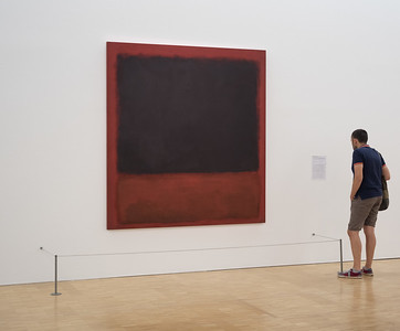 Not to pick on Rothko, but a lot of modern art just looks like a scam.