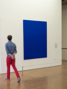 If Rothko wasn't scamming, maybe his imitators are...