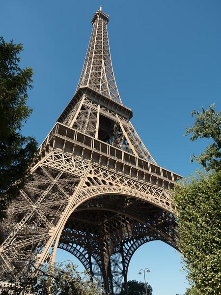Standard, obligatory Eiffel Tower photo.