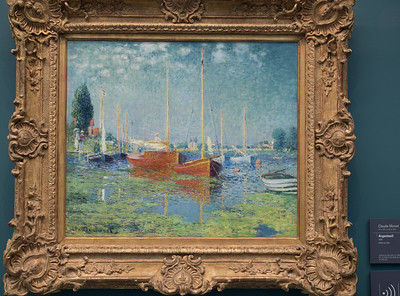More Monet, at Musee d'Orsay