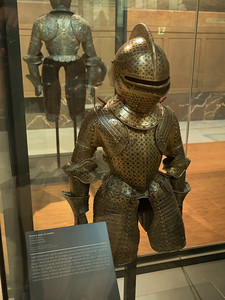 Armor for a 6 year old.