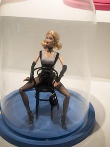 Skanky Barbie.