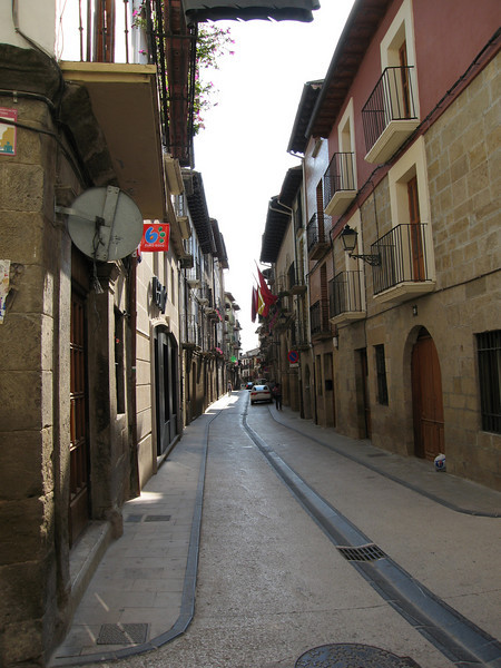 Lumbier in Spain