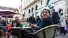 Dijon street cafe