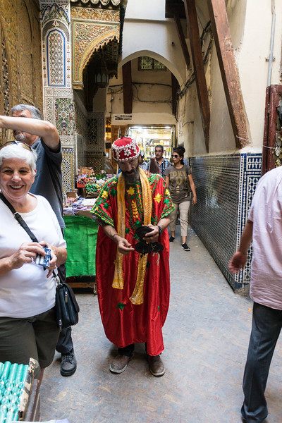 he is known as the Bob Marley of Morocco.
