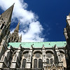Cathedrale Notre Dame de Chartres.