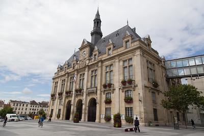 Mairie, St.-Denis