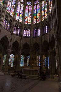 High altar, St.-Denis