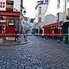"Cobbled Streets of Montmatre, Paris, France. SEE ALSO:   <a href=""http://www.blurb.com/b/893039-paris-international-city"">http://www.blurb.com/b/893039-paris-international-city</a>"