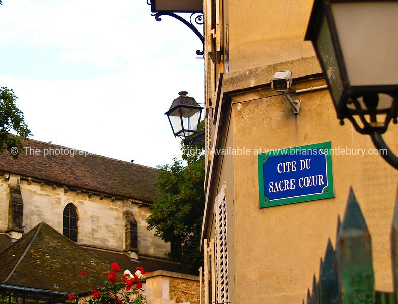 """Cite du Sacre Coeur, buildings of the Montmatre, Paris, International City. SEE ALSO:   <a href=""""http://www.blurb.com/b/893039-paris-international-city"""">http://www.blurb.com/b/893039-paris-international-city</a>"""