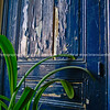 "Old blue door, peeling paint. Paris, International City. SEE ALSO:   <a href=""http://www.blurb.com/b/893039-paris-international-city"">http://www.blurb.com/b/893039-paris-international-city</a>"