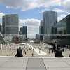 """La Defense commercial area of Paris, France. Viewed from le Grande Arche. SEE ALSO:   <a href=""""http://www.blurb.com/b/893039-paris-international-city"""">http://www.blurb.com/b/893039-paris-international-city</a>"""