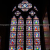 "Impressive stained glass window of Notre dame, Paris. SEE ALSO:   <a href=""http://www.blurb.com/b/893039-paris-international-city"">http://www.blurb.com/b/893039-paris-international-city</a>"