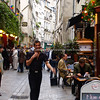 "Street scene, Paris, International City.<br /> Model released; no, for editorial & personal use. SEE ALSO:   <a href=""http://www.blurb.com/b/893039-paris-international-city"">http://www.blurb.com/b/893039-paris-international-city</a>"
