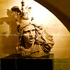 "Napoleon, bust in the museum in the Acr de Triomphe, Paris, France. SEE ALSO:   <a href=""http://www.blurb.com/b/893039-paris-international-city"">http://www.blurb.com/b/893039-paris-international-city</a>"
