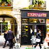 "Street scene, quaint building, and alleyway. Paris SEE ALSO:   <a href=""http://www.blurb.com/b/893039-paris-international-city"">http://www.blurb.com/b/893039-paris-international-city</a>"