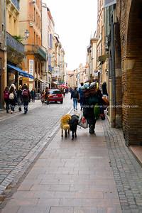 Toulouse street scene