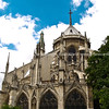 "Notre Dame Cathedral architecture, Paris, France. SEE ALSO:   <a href=""http://www.blurb.com/b/893039-paris-international-city"">http://www.blurb.com/b/893039-paris-international-city</a>"