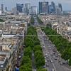 "Paris, International City, La Defense from Arch de Triumph. SEE ALSO:   <a href=""http://www.blurb.com/b/893039-paris-international-city"">http://www.blurb.com/b/893039-paris-international-city</a>"