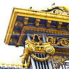 "Gold gate detail, Paris. SEE ALSO:   <a href=""http://www.blurb.com/b/893039-paris-international-city"">http://www.blurb.com/b/893039-paris-international-city</a>"