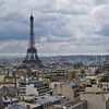 "Eiffel tower and Paris cityscape. France. SEE ALSO:   <a href=""http://www.blurb.com/b/893039-paris-international-city"">http://www.blurb.com/b/893039-paris-international-city</a>"