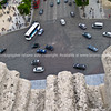 "Cars on Arc de Triomphe roundabout, Paris, France. SEE ALSO:   <a href=""http://www.blurb.com/b/893039-paris-international-city"">http://www.blurb.com/b/893039-paris-international-city</a>"
